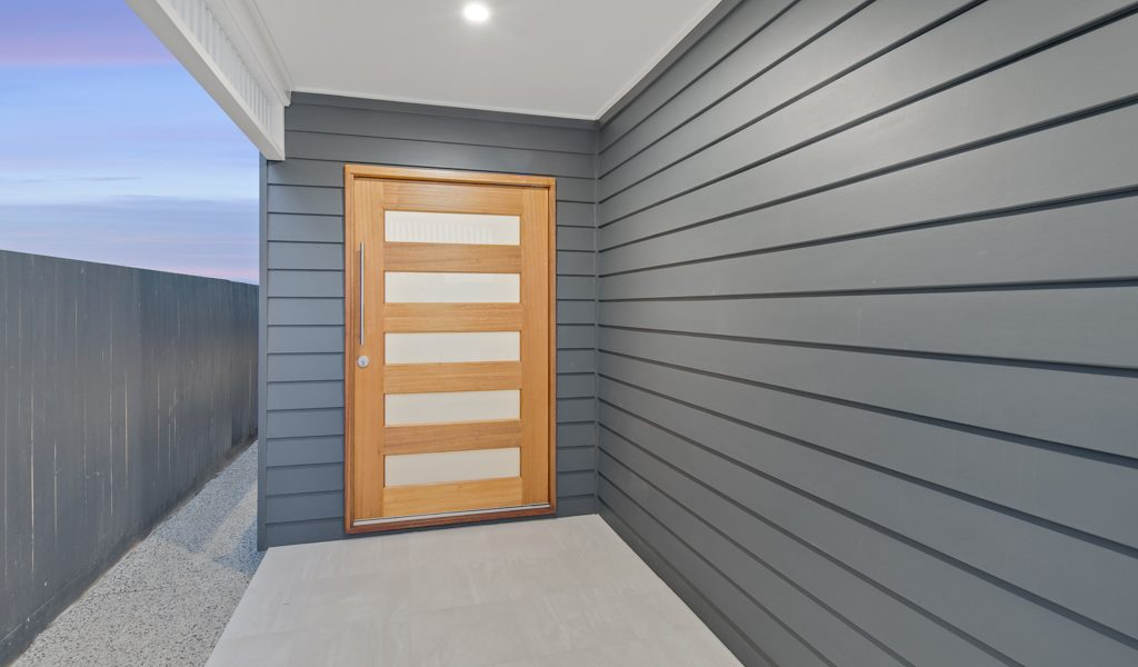 Does your Front Door Make a Good First Impression? & Merbau Timber Archives - Bullfrog Constructions